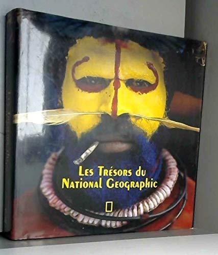9782845821040: Les trésors du National Gégraphic