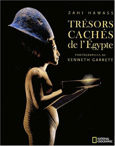 9782845821392: Trésors cachés de l'Egypte