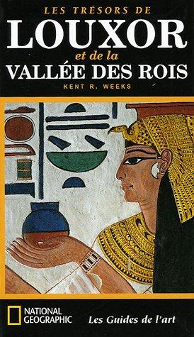 9782845821545: Les tr�sors de Louxor et de la Vall�e des Rois
