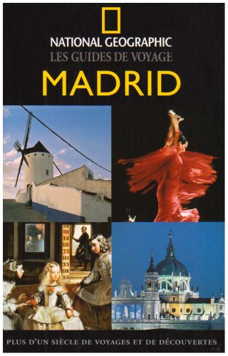 9782845821583: Madrid (French Edition)