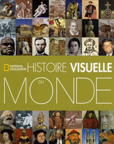 9782845822092: Histoire visuelle du Monde