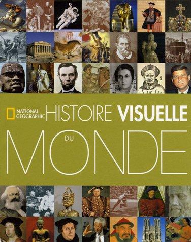 9782845822092: Histoire visuelle du Monde (French Edition)