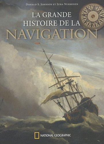 9782845822979: La grande histoire de la navigation