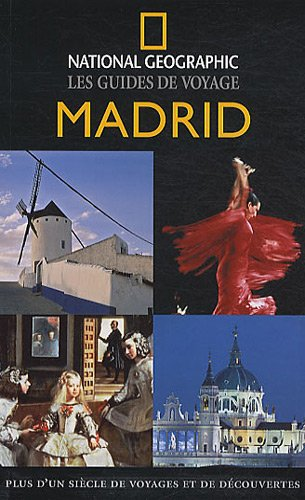 9782845823129: Madrid (French Edition)
