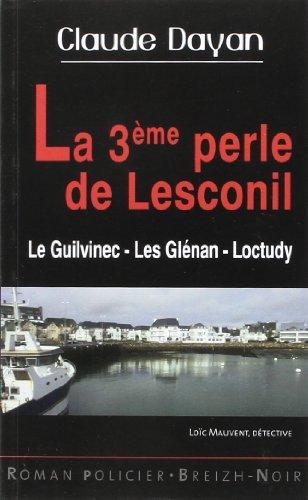9782845832893: La 3e perle de Lesconil