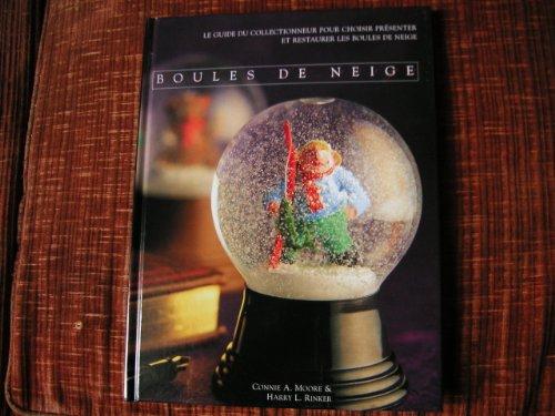 9782845840287: Les Boules De Neige