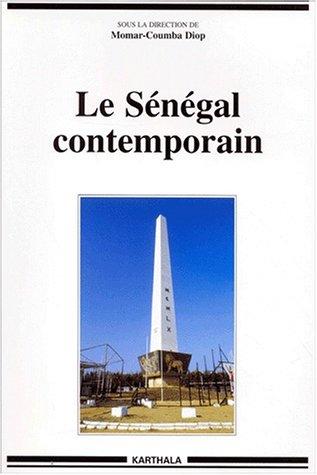"""9782845862364: Le Sénégal contemporain (Collection """"Hommes et sociétés"""") (French Edition)"""