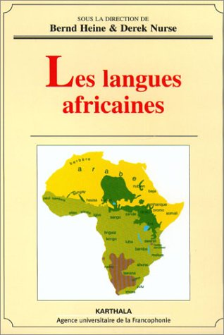 9782845865310: Les langues africaines (French Edition)