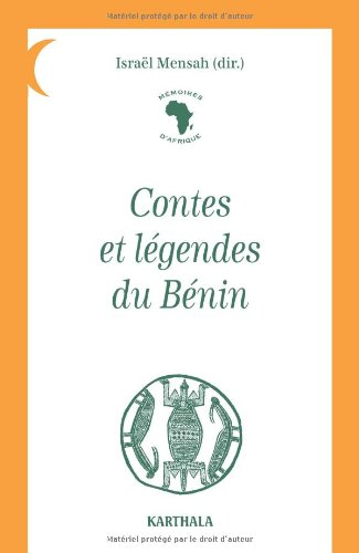 9782845866232: contes et legendes du benin