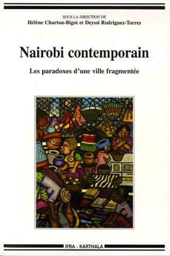 9782845867871: Nairobi contemporain (French Edition)