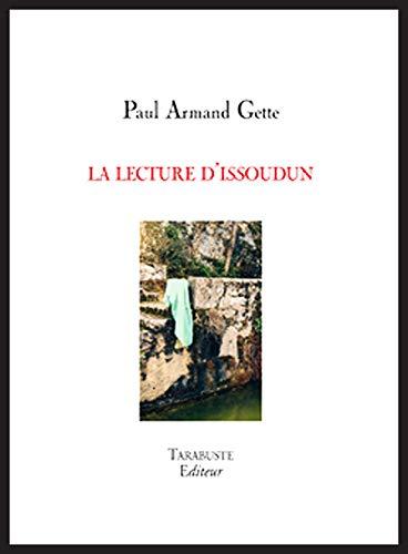 La lecture d'Issoudun: Paul-Armand Gette