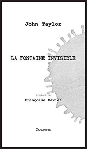 9782845872707: La fontaine invisible