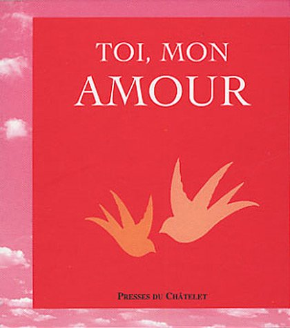 9782845921443 Toi Mon Amour Abebooks Joseph Vebret