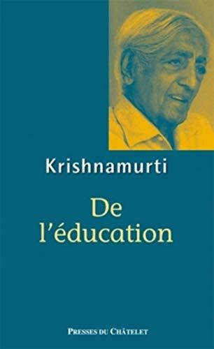 9782845923485: De l'éducation (Spiritualité)