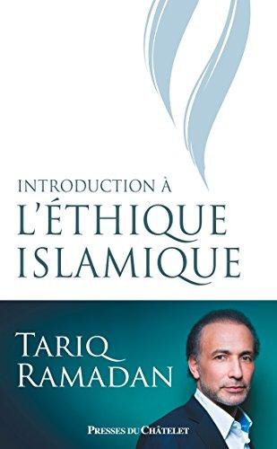 9782845926073: Introduction à l'éthique islamique (essai)