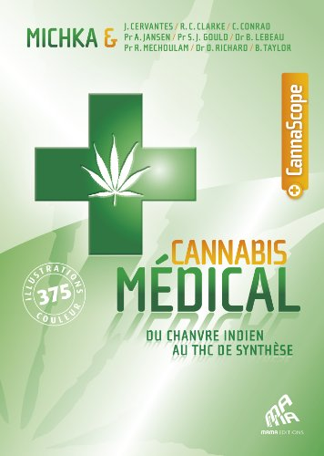 9782845940215: Cannabis médical (French Edition)