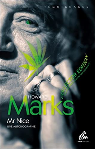 9782845940451: Mr Nice, une autobiographie, collector edition