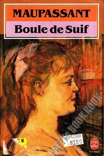 essay questions on boule de suif The boule de suif nickname origin is clearly explained in the short story : la  femme, une de celles appelées galantes, était célèbre par son.