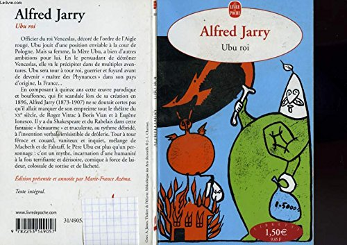 Ubu Roi (2845960344) by Alfred Jarry; Daniel Casanave