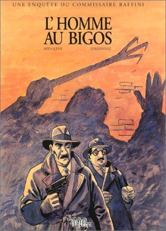 Une enquête du commissaire Raffini: L'Homme au bigos (2845960379) by Ferrandez