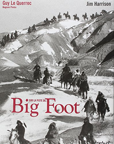 9782845970038: Sur la piste de Big Foot