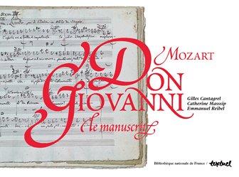 9782845971578: le manuscrit autographe de don giovanni de wa mozart