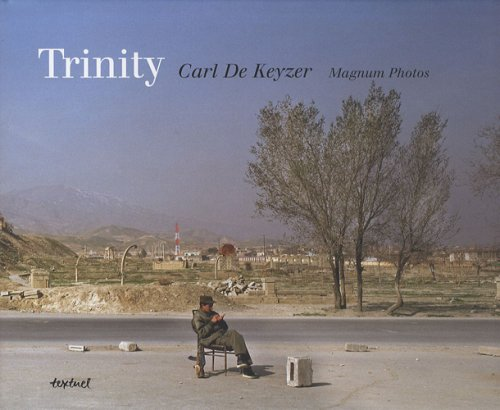 """Trinity ; photographies 1991-2007"": Carl de Keyzer"