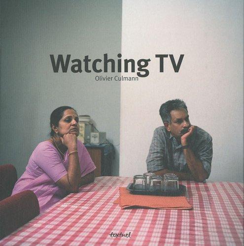 Watching TV: Cécile Cazenave, Gabriel Bauret, Olivier Culmann