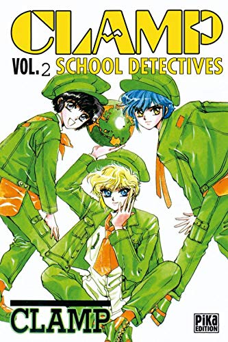 9782845990036: Clamp School Detectives, tome 2