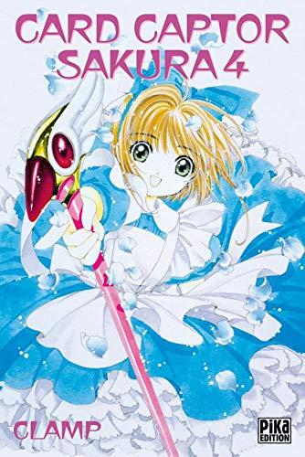 Card Captor Sakura, tome 4: Clamp