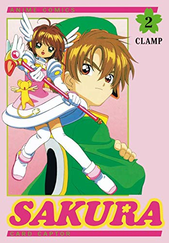 9782845991286: Card Captor Sakura, tome 2