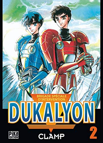 9782845991507: Brigade sp�ciale d'intervention Dukalyon, tome 2