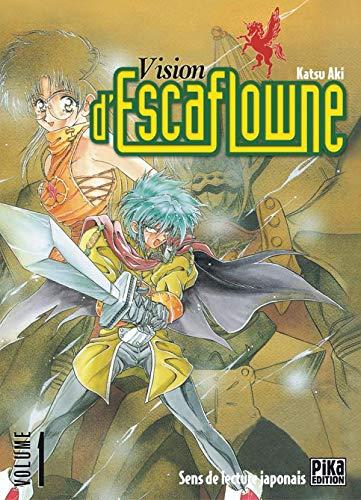 Visions d'Escaflowne, tome 1 (2845991614) by Aki Katsu