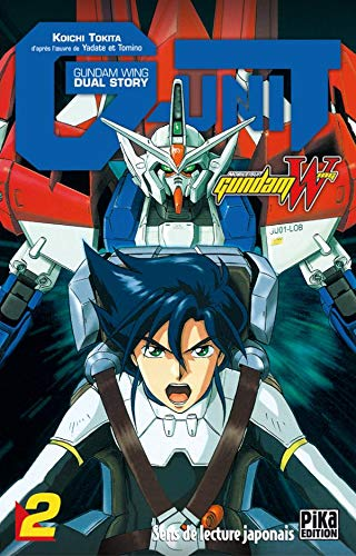 9782845992337: Gundam Wing G-Unit, tome 2