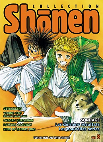 SHONEN COLLECTION T.8