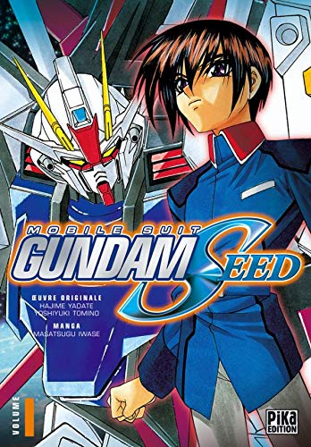 9782845995062: Gundam Seed Vol.1
