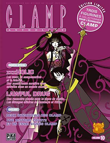 9782845996199: Clamp Anthology (bonus : 3 figurines), N° 10 :