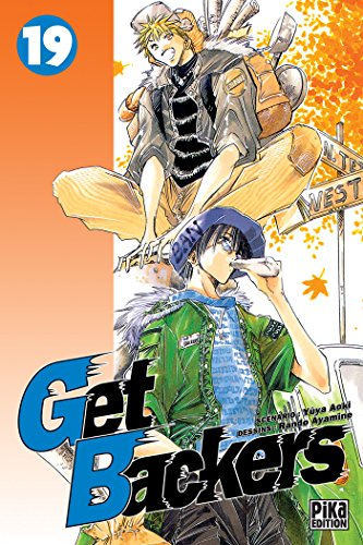 9782845996700: GetBackers, Tome 19