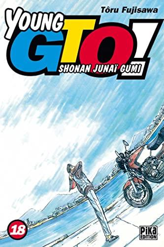 YOUNG GTO T18: FUJISAWA TÔRU