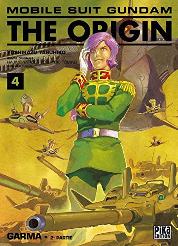 9782845997165: Mobile Suit Gundam - The origin Vol.4