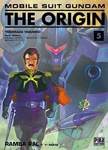 9782845997370: Mobile Suit Gundam - The origin Vol.5