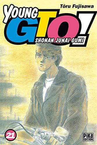 9782845997783: Young GTO T21: Shonan Junai Gumi