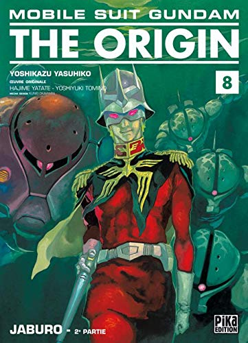 9782845998261: Mobile Suit Gundam - The origin Vol.8