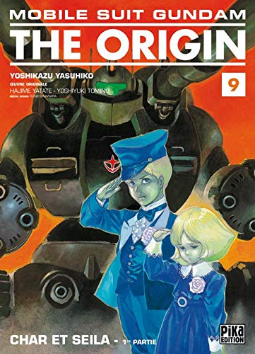 GUNDAM THE ORIGIN T.09: YASUHIKO YOSHIKAZU