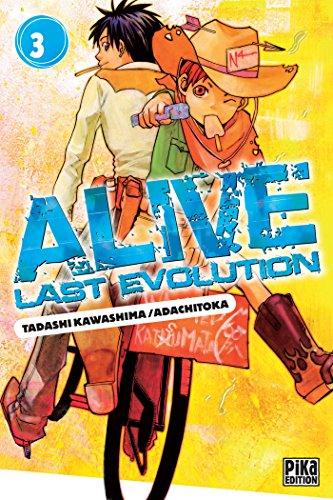 9782845999022: Alive Last Evolution Vol.3