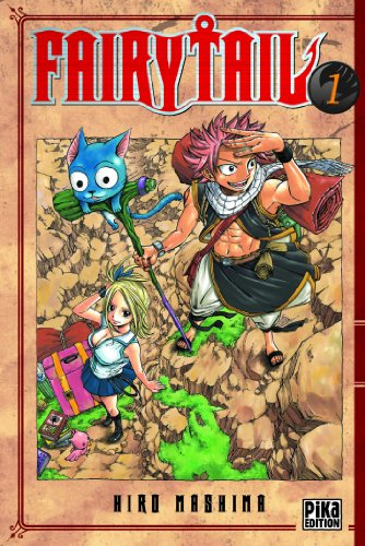 9782845999145: Fairy Tail, Tome 1 (French Edition)