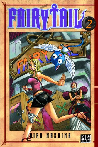 9782845999459: Fairy Tail T02 (Fairy Tail (2)) (French Edition)