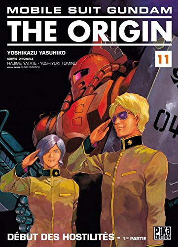 9782845999473: Mobile Suit Gundam The Origin, Tome 11