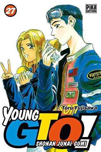 YOUNG GTO T27: FUJISAWA TÔRU