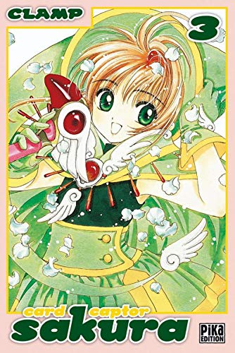 9782845999787: Card Captor Sakura, Tomes 3 & 4 (French Edition)